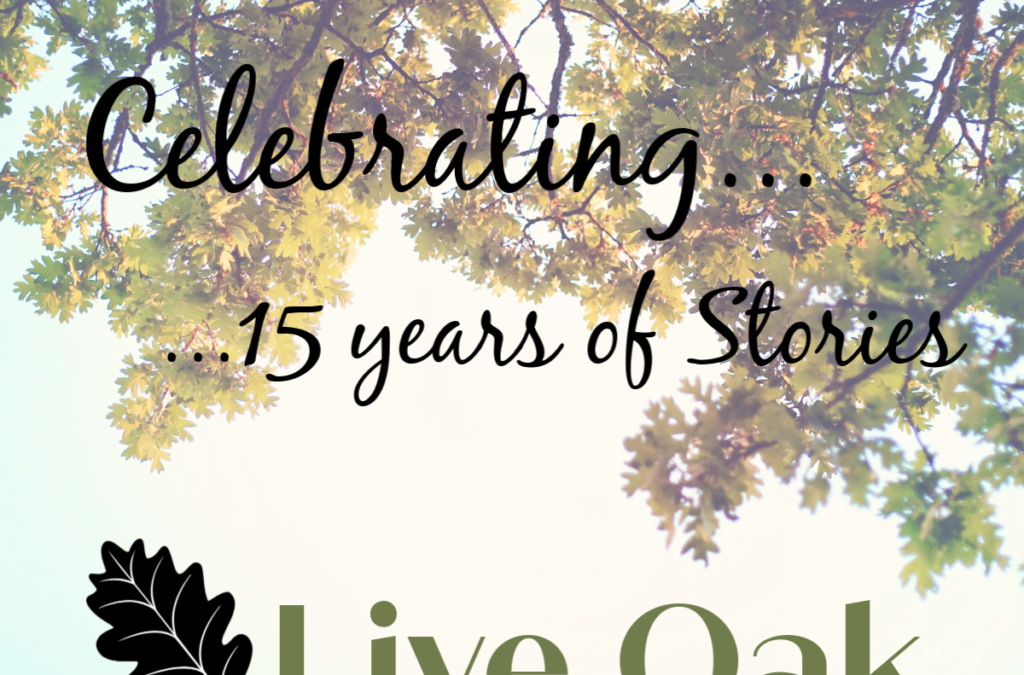 A Letter From Our CEO: Celebrating 15 Years of Stories